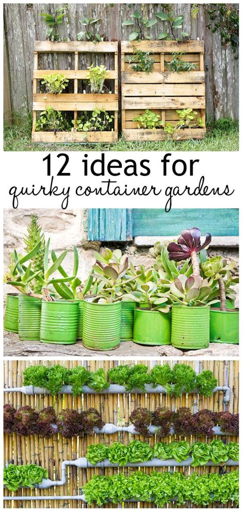 Recycled Container Gardening Ideas Pinterest The World S Catalog Of Ideas