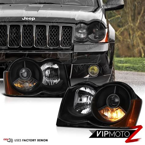 jeep black headlights 1000 ideas about jeep grand parts on