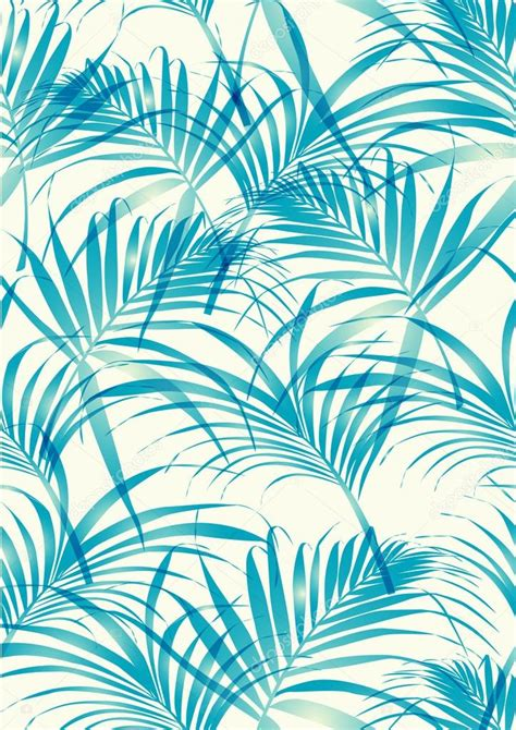 pattern tropical vector tropical leaves pattern stock vector 169 workingpens 78010086