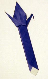 origami crane bookmark 1000 images about others on bookmarks book