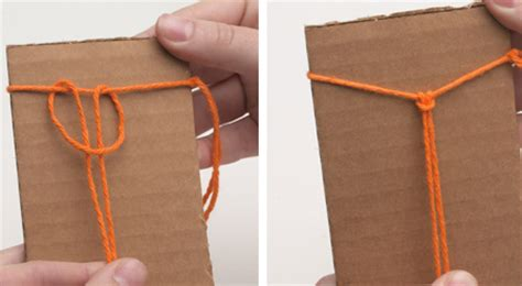 How To Start Macrame - how to start macrame 28 images picot edge for macrame
