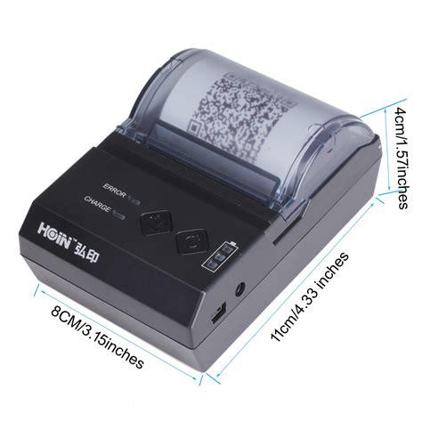 Printer Bluetooth Portable 58mm usb bluetooth mini receipt portable printer buy bluetooth printer mini printer portable