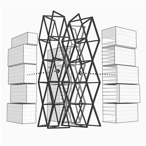 design concept steel ltd studio dror s conceptual tower designs for new york offer