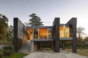 Cool House Designs Stunning Floodplain Home Incorporates Unique And