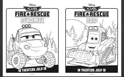 coloring pages planes fire and rescue free disney planes fire and rescue coloring pages and