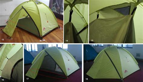 Tenda Merapi Mountain Halfmoon 2 Half Moon 2 Merapi Mountain