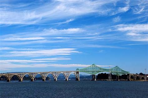 Coos County Records File Coos Bay Bridge Coos County Oregon Scenic Images Cooda0171 Jpg
