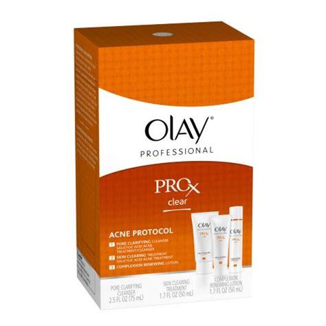 Olay Pro X Clear Acne Protocol olay professional pro x clear acne protocol olay cheap