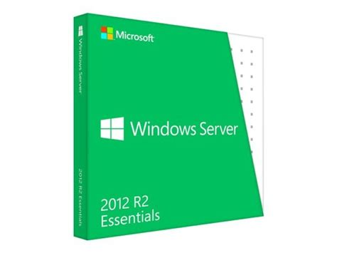 Microsoft Windows Server Administration Essentials 1st Edition windows server 2012 r2 essentials 64bit ebuyer
