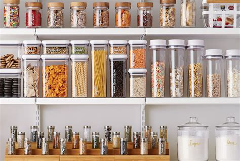 Oxo Pantry by Kitchen Refresh Pantry Container Stories