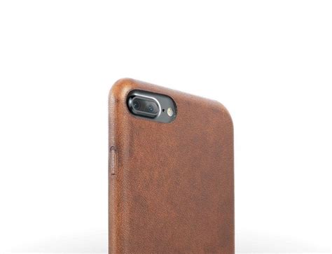 Leather For Iphone 3 leather for iphone 7 by nomad 187 gadget flow