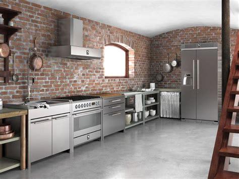 Kitchen Steel Cabinets Oltre 25 Fantastiche Idee Su Cucina In Acciaio Inox Su