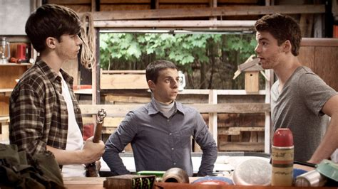 kings of summer the kings of summer movie review trailer pictures news