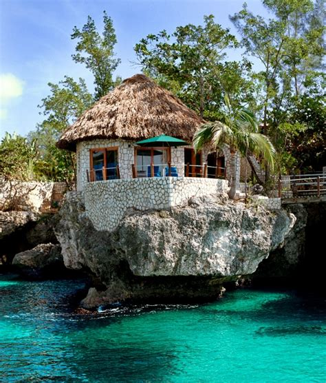 Rock House Jamaica rockhouse hotel negril jamaica design hotels