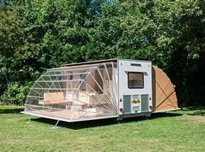 Homemade Awning Ideas The Marquis Expandable Camper At Urban Campsite