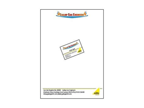 business card letterhead package business cards letterheads package