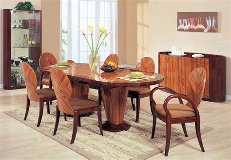 modern dining room tables italian simple design italian