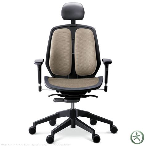 Chair Headrest by Duorest Alpha A80h Mesh Chair With Headrest Shop Duorest Products