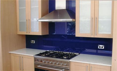 Sample Backsplashes For Kitchens glass paint backsplash gallery view glass paint results