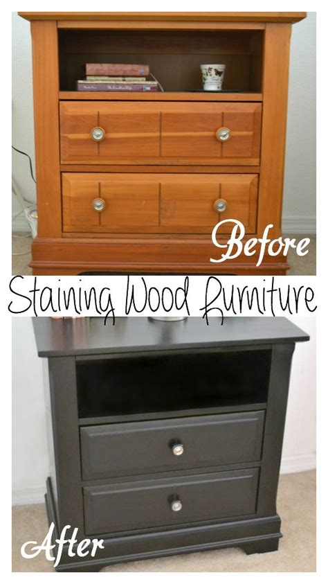 restaining bedroom furniture 25 best ideas about staining wood furniture on pinterest