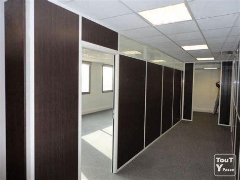 cloison aluminium bureau cloison bureau aluminium vitr 233 e et pleine provence alpes