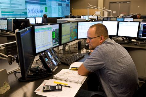 room operator ercot and