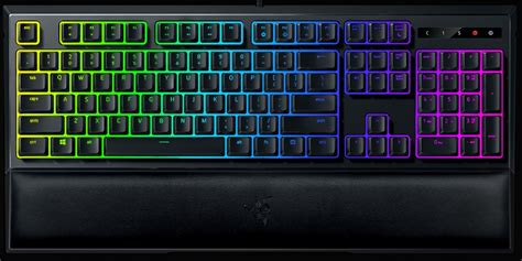 Razer Keyboard Ornata Chroma razer ornata chroma keyboard review eteknix