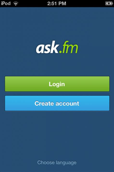 askfm review ask fm app review stay in touch with your contacts
