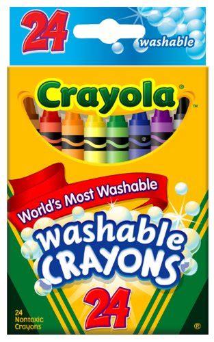 crayola shock prices on sale crayola 24ct washable crayons