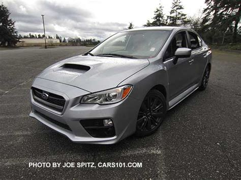 silver subaru wrx 2017 2017 subaru wrx and sti research specs options photos