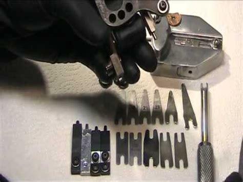 tattoo liner spring setup liner setup micky sharpz eikon bar spring federn youtube