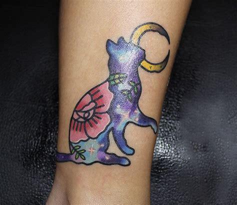 cat tattoo universe 20 cat tattoo designs ideas design trends premium