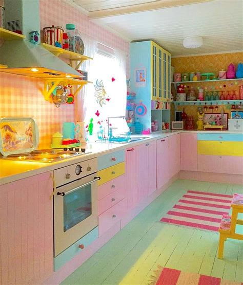 colorful vintage kitchen designs 50 smart and retro style kitchen ideas for that different look