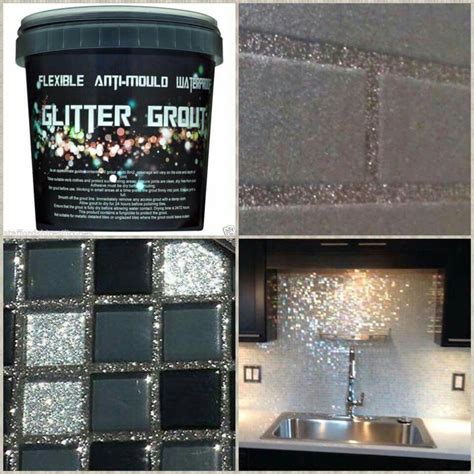 glitter wallpaper how to hang glitter grout yasss glittereverything lord help the man