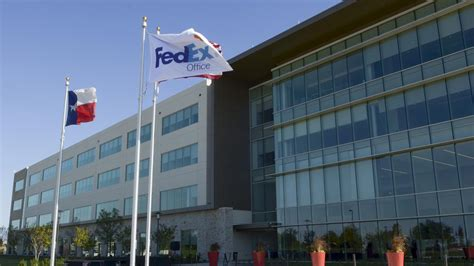 Fedex Office by Fedex Office Ceo Future Growth Of Plano Cus As