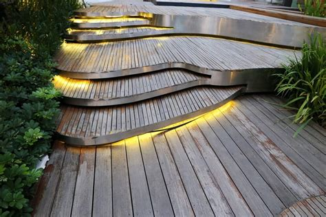 Outdoor Garden & Landscaping Step Ideas   Design