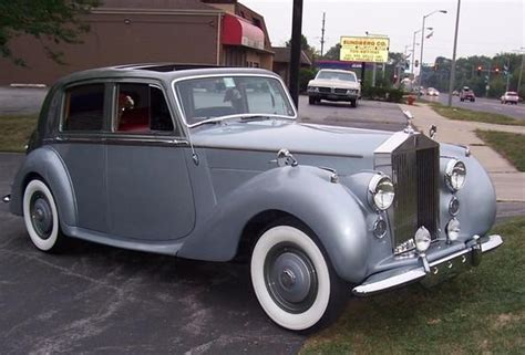 1950 rolls royce silver the way we were 1950 s