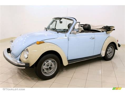 Light Blue Volkswagen Beetle by 1979 Light Blue Volkswagen Beetle Convertible 50231338 Photo 4 Gtcarlot Car Color