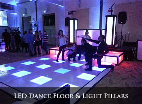 Floor Rental Miami by Bitton Events Dj Lighting Planning Entertainment In