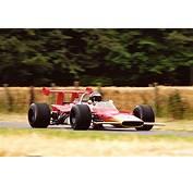 John Dawson Damer Lotus 63  Motorsport Retro