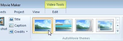 automovie themes movie maker making a documentary