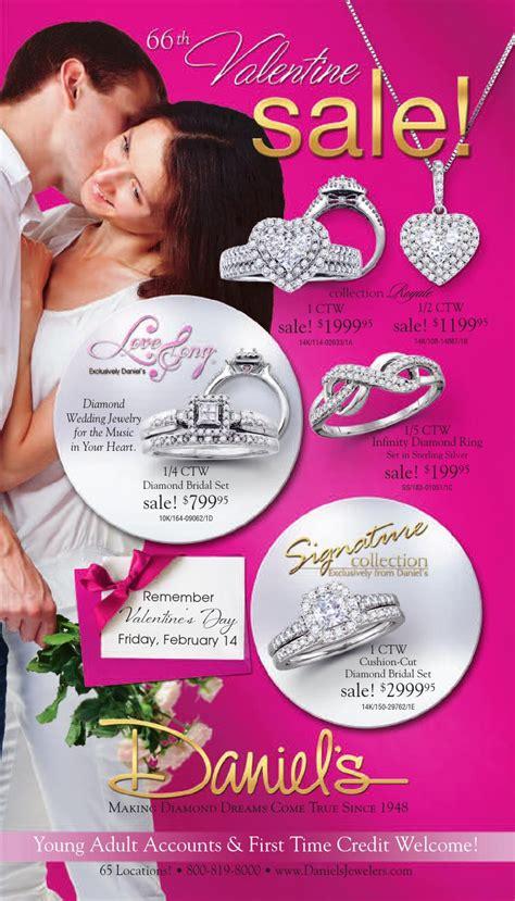 jewelers valentines day daniel s jewelers sale by daniel s jewelers issuu