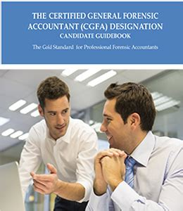 International Mba Forensic Accounting by Cgfa Certified Global Forensic Accountant Designation