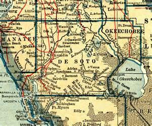 desoto county 1921