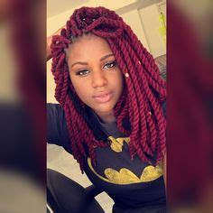 how to style scanty yarn twist medium length locs styles google search lovely locs