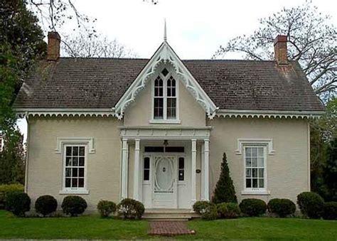 gothic revival cottages ferrebeekeeper gothic cottage architecture pinterest