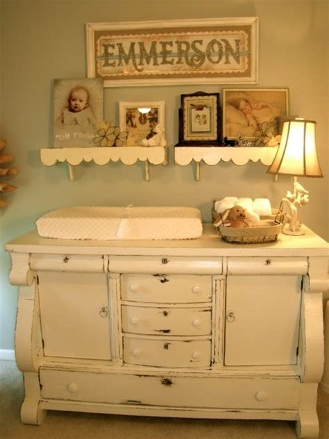 Nursery Dressers And Changers by Shabby Chic Shabby And Chic Nursery On