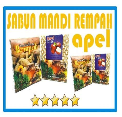 Sabun Apel jual beli sabun mandi herbal rempah apel baru jual