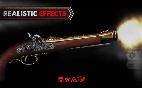 weaphones apk weaphones antiques gun sim android apps auf play