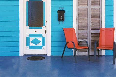 cool ways to paint doors slideshow how to increase curb appeal how to paint concrete floors